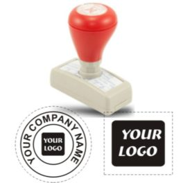 Dura Plus Logo Stamps