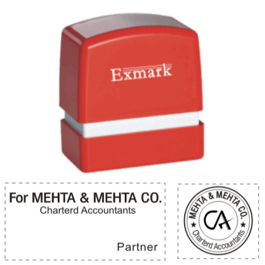 Exmark Accountant Stamps