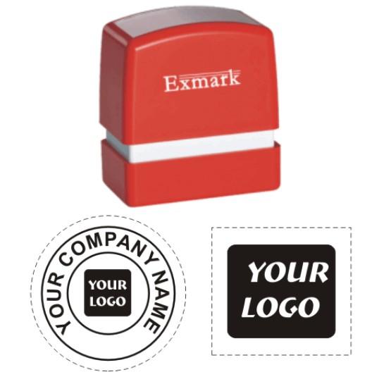 Exmark Logo Stamps