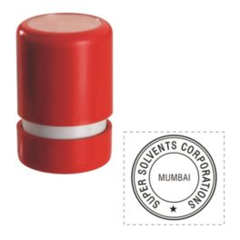 Exmark Round Stamps