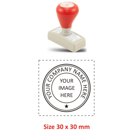 Buy Dura Plus Round Stamp 8 Online Madhu Stamps India