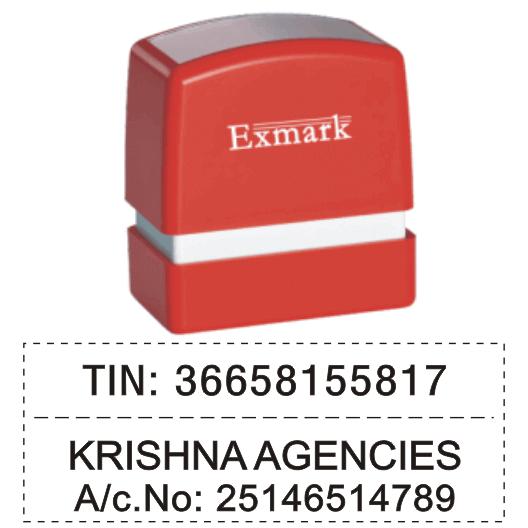 Exmark Line Stamps